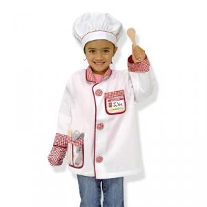 Disfraz cocinero 3-6 años