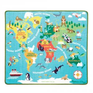 Tapete viaje alrededor del mundo