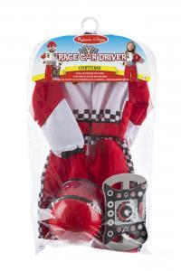 Disfraz piloto de Fórmula 1 3-6 años