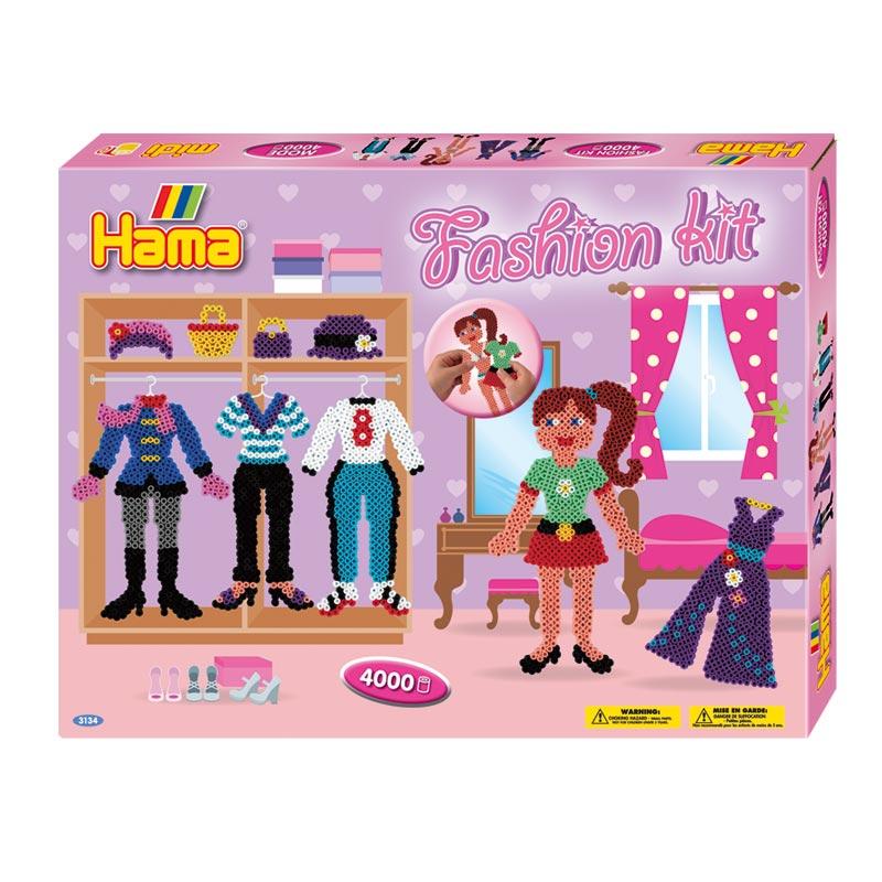Hama Midi caja Fashion 4000 perlas
