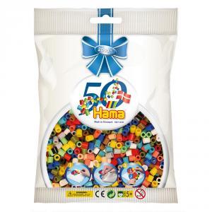 Hama Midi bolsa 2000 pzas colores vivos 50 aniversario edición limitada
