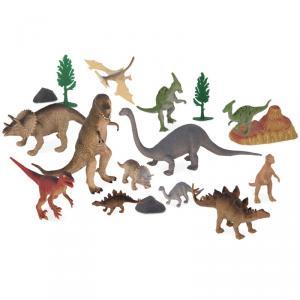Cubo animales prehistóricos