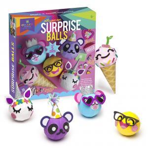 Kit crea 5 bolas sorpresa