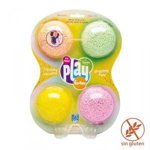 Starter 4 pack Playfoam Sparkle