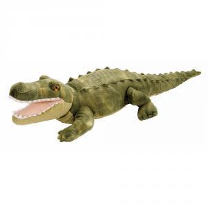 Peluche caimán verde 38cm