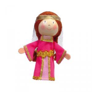 Marioneta de dedo doncella Marian