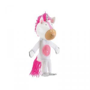Marioneta de dedo unicornio