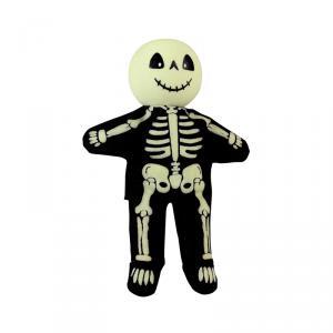 Marioneta de dedo esqueleto