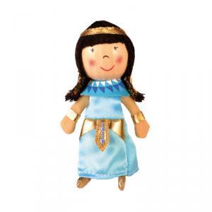 Marioneta de dedo Cleopatra