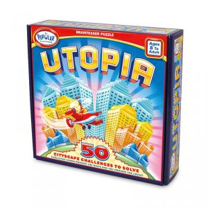 Utopía juego de lógica