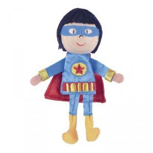 Marioneta de dedo superhéroe