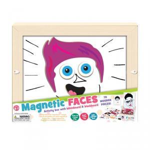 Caras magnéticas