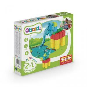 Construcción Qboidz 2 en 1 elefante