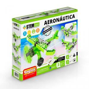 Construcción STEM héroes aeronautics