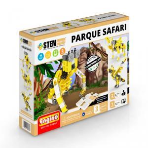 Construcción STEM héroes safari park