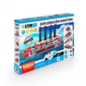 Construcción STEM héroes sea exploration