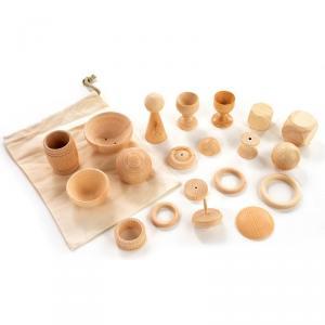 Pack básico juego heurístico (20 piezas)