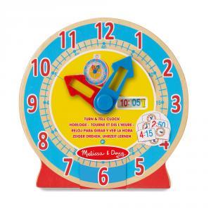 Reloj con tarjetas