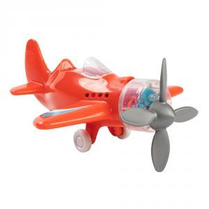 Avión hélice playviator rojo