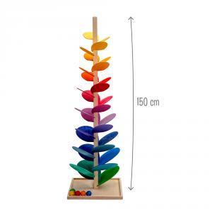 Árbol musical madera (150cm)