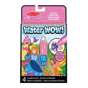 Set bolígrafo de agua con bloc cuento de hadas Water Wow