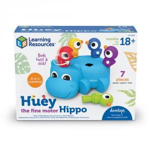Huey hipopótamo motricidad fina