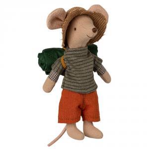 Ratón excursionista 12cm