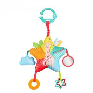 Estrella peluche actividades Sophie la Girafe