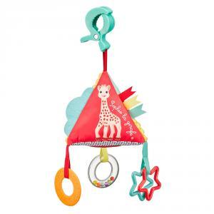 Triactivities triángulo actividades Sophie la Girafe