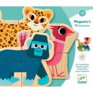 Mixanimo animales magnéticos 24 piezas