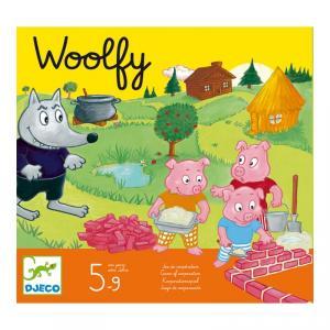 Juego de cooperación Woolfy