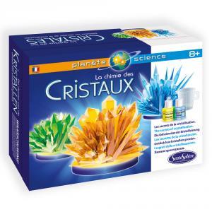 Ciencia de los cristales