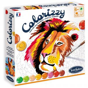 Colorizzy animales selva pintar por números