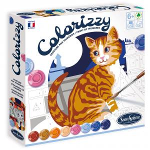 Colorizzy gatos pintar por números