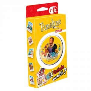 Timeline España juego cartas