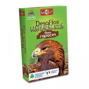 Cartas desafíos Naturaleza Aves Rapaces