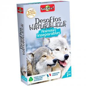 Cartas desafíos naturaleza animales inseparables
