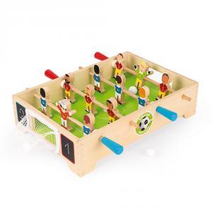Futbolín madera