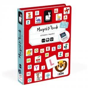Magnetic book alfabeto en español