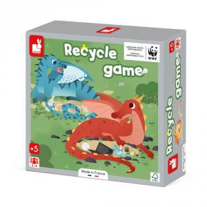 Recycle game juego cooperativo