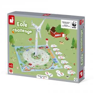 Eole challenge juego cooperativo