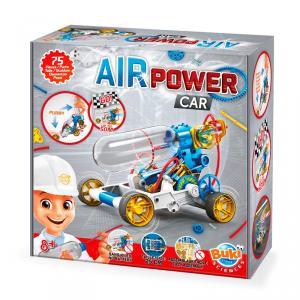 Construye coche air power