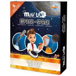 Mini lab espacio
