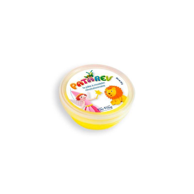 Patarev bote color amarillo (30 gr.)