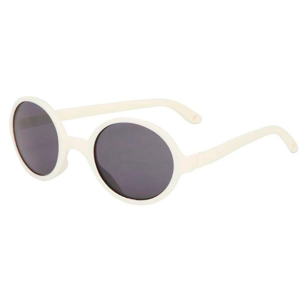 Gafas de sol redondas blanco 2-4 años Kietla