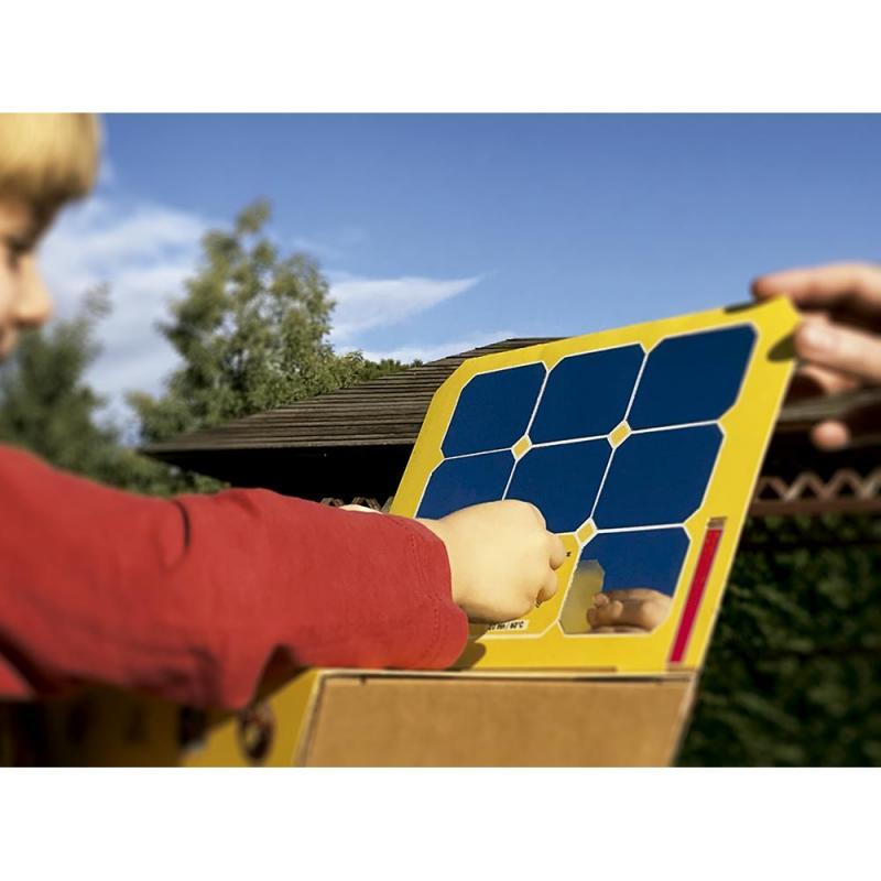 Laboratorio de cocina solar Sunlab