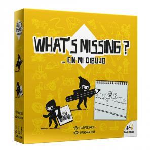 What´s missing juego de mesa