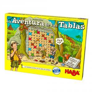 La aventura de las tablas juego multiplicación