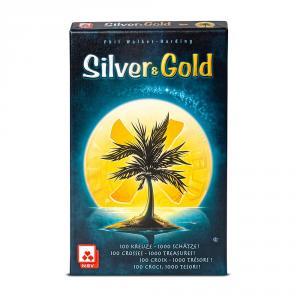 Silver and Gold juego de cartas
