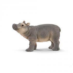 Cría de hipopótamo. Schleich